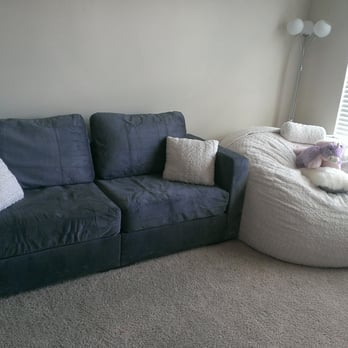 Photo Of Lovesac   Frisco, TX, United States. Newly Setup Sactional Sofa