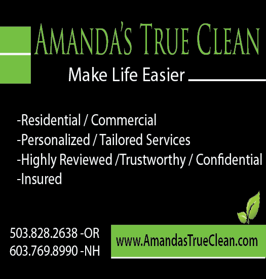 Amanda's True Clean: 373 S Willow St, Manchester, NH