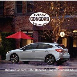 Subaru Of Concord >> Subaru Concord 21 Photos 16 Reviews Car Dealers 853 Concord