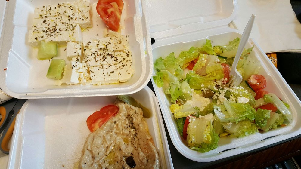 Levant Mediterranean Grill: 4708 NW Bethany Blvd, Portland, OR