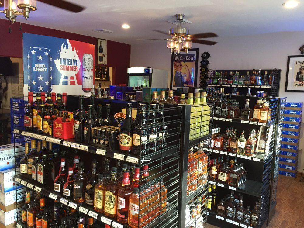 Lusk Liquor Store & Lounge: 115 S Main St, Lusk, WY
