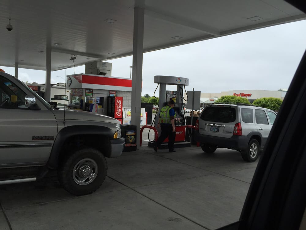 Photo of Fred Meyer Fuel Center: Brookings, OR