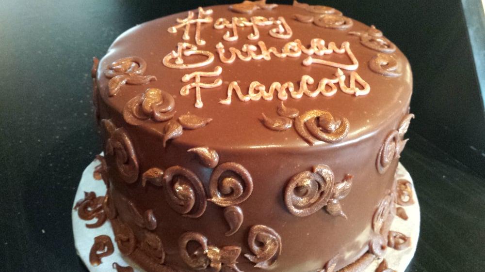 Happy Birthday Francois Yelp - Birthday cakes encinitas