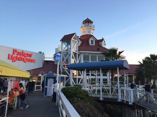 Parkers Lighthouse 435 Sline Village Dr Long Beach Ca Restaurants Mapquest