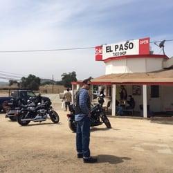 El Paso Taco Shop Reviews Mexican California - El paso california