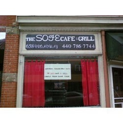 sofe caf grill ferm sandwichs 658 broadway ave. Black Bedroom Furniture Sets. Home Design Ideas