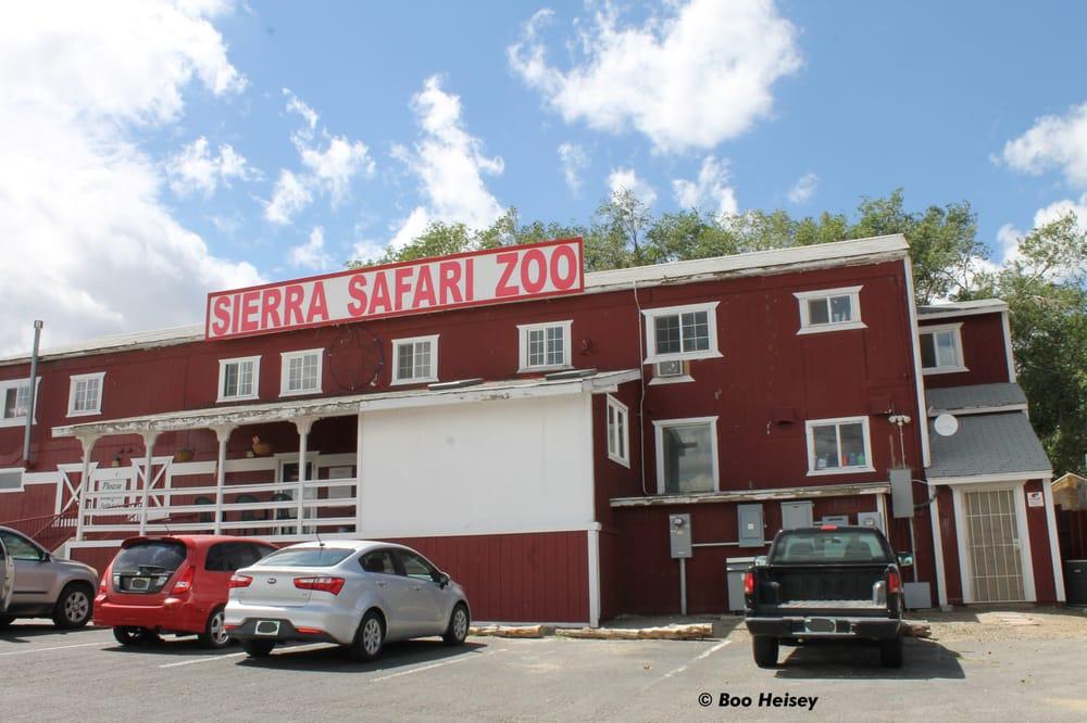 Sierra Safari Zoo