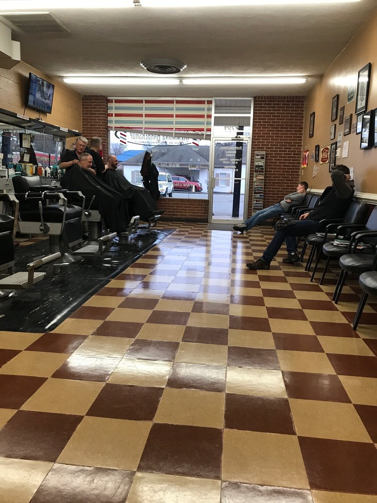 Clemmons Center Barber Shop: 2721 Lewisville Clemmons Rd, Clemmons, NC