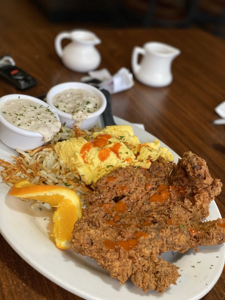 Rise & Shine : A Steak & Egg Place
