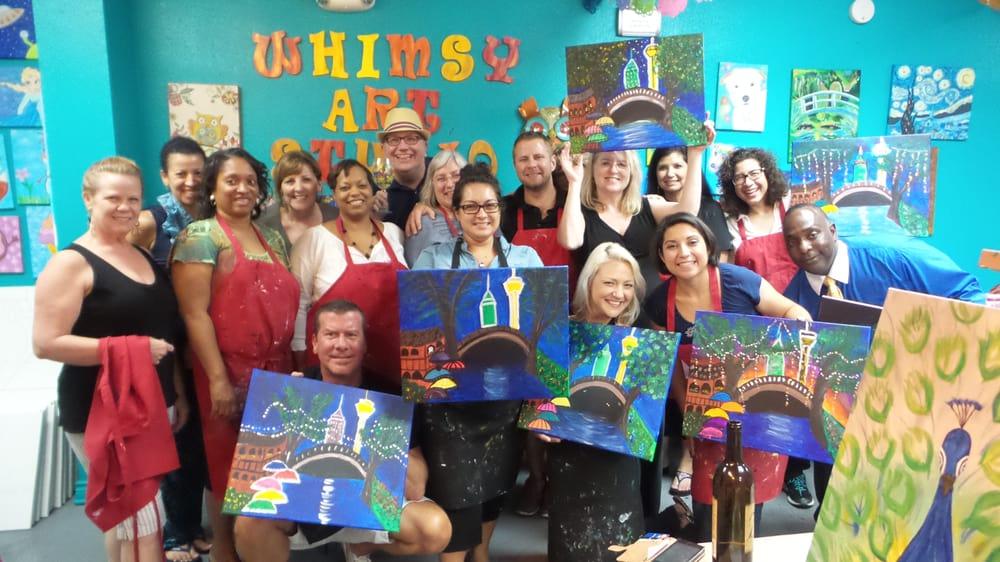 Whimsy Art Studio