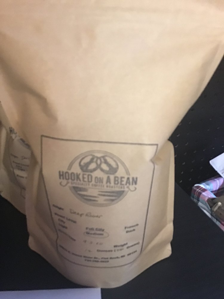 Hooked on a Bean: 25678 East Huron River Dr, Flat Rock, MI