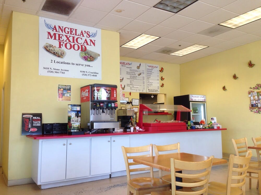 Angela S Mexican Food Marana