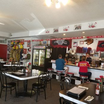 Firehouse Cafe Simi Valley Ca