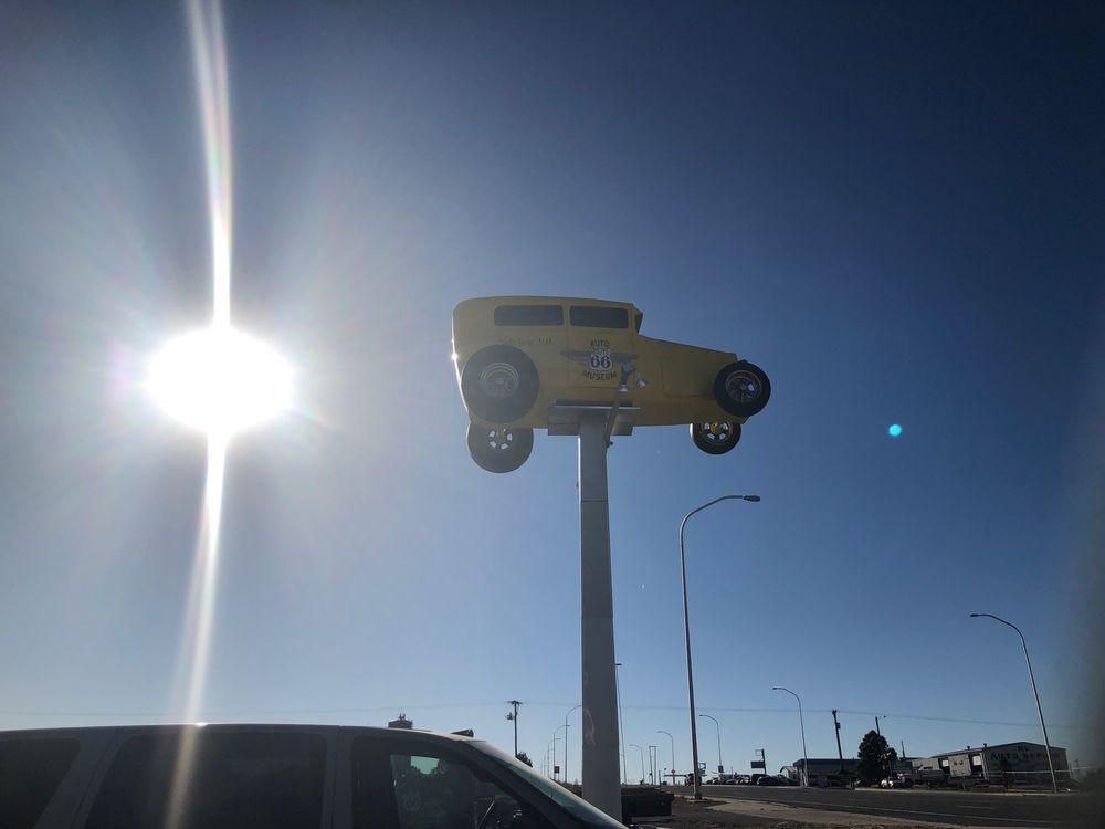 Route 66 Auto Museum: 2436 Rte 66, Santa Rosa, NM