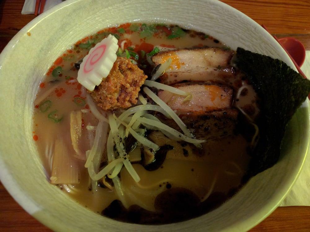 14 Hinomaru Ramen I Didnt Get A Monkey Fish Cake Yelp