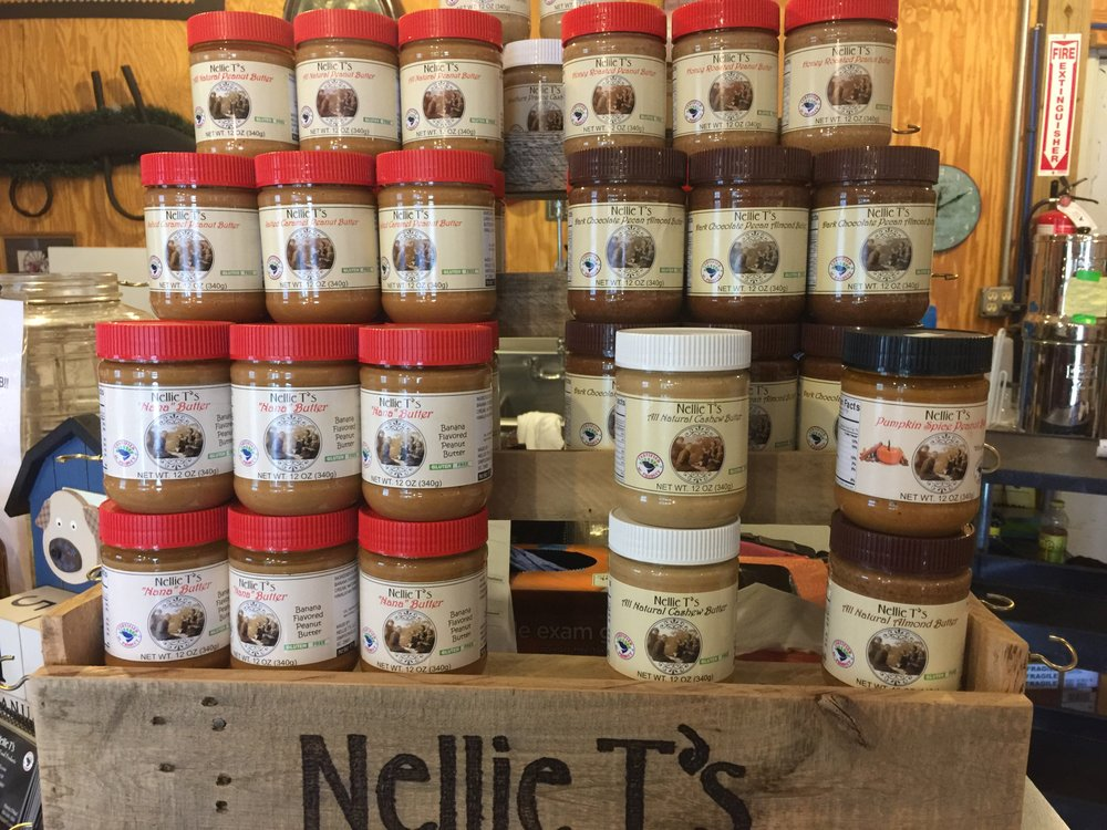 Local Nut Butters - almost too good to share
