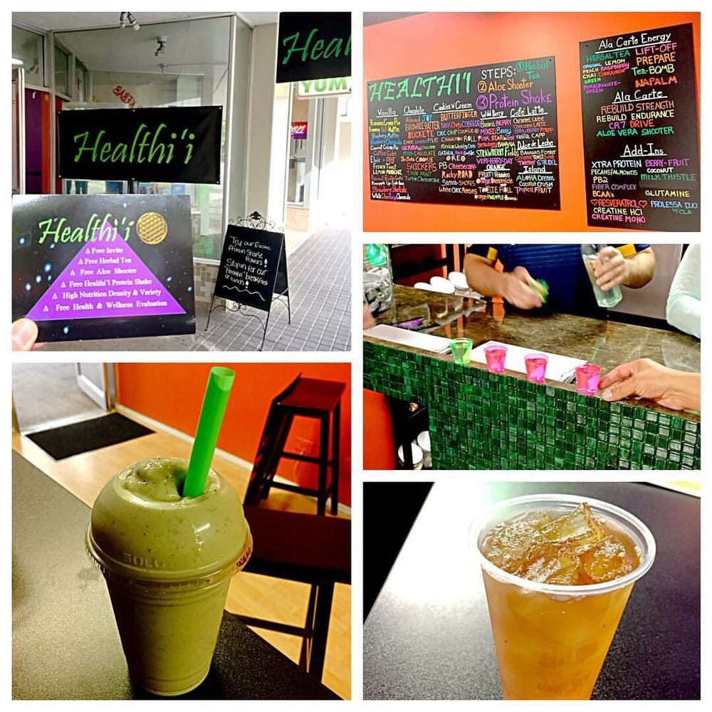 Healthi'i - 20 Photos & 16 Reviews - Juice Bars & Smoothies