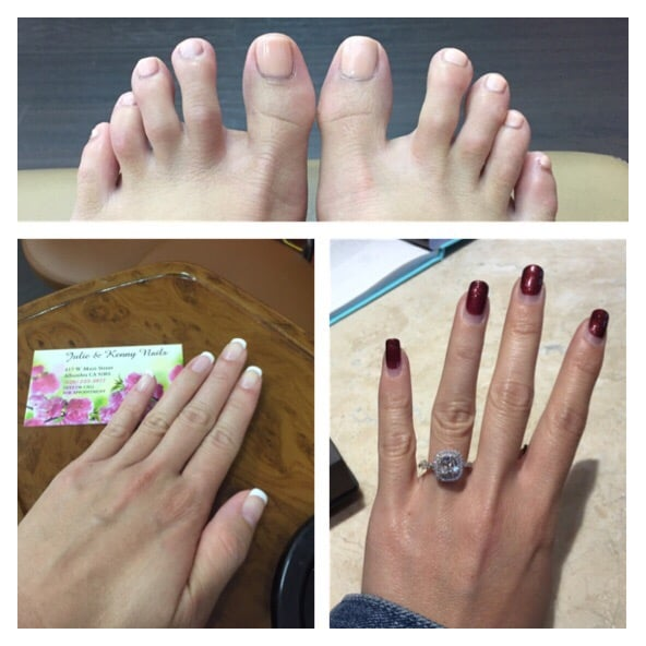 Julie & Kenny Nails - 676 Photos & 396 Reviews - Nail Salons - 617 W ...
