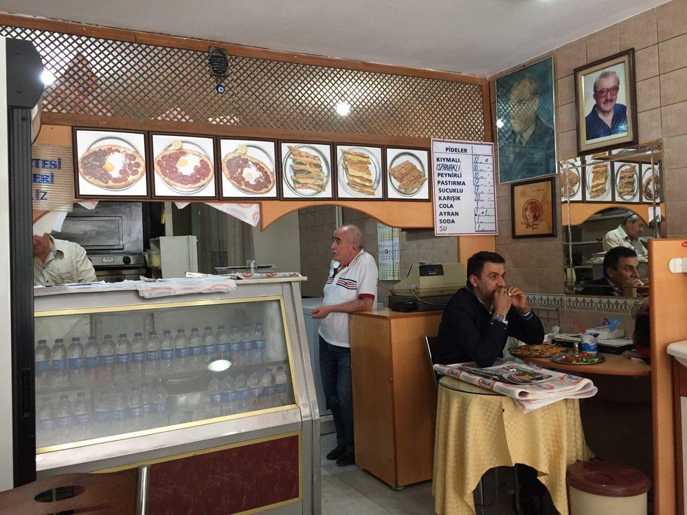 Tokalak Bafra Pide Salonu