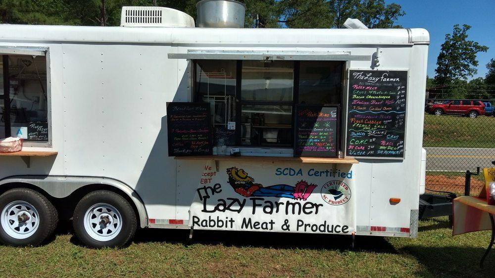 The Lazy Farmer Rabbit & Produce: 121 Patsy Dr, Gray Court, SC