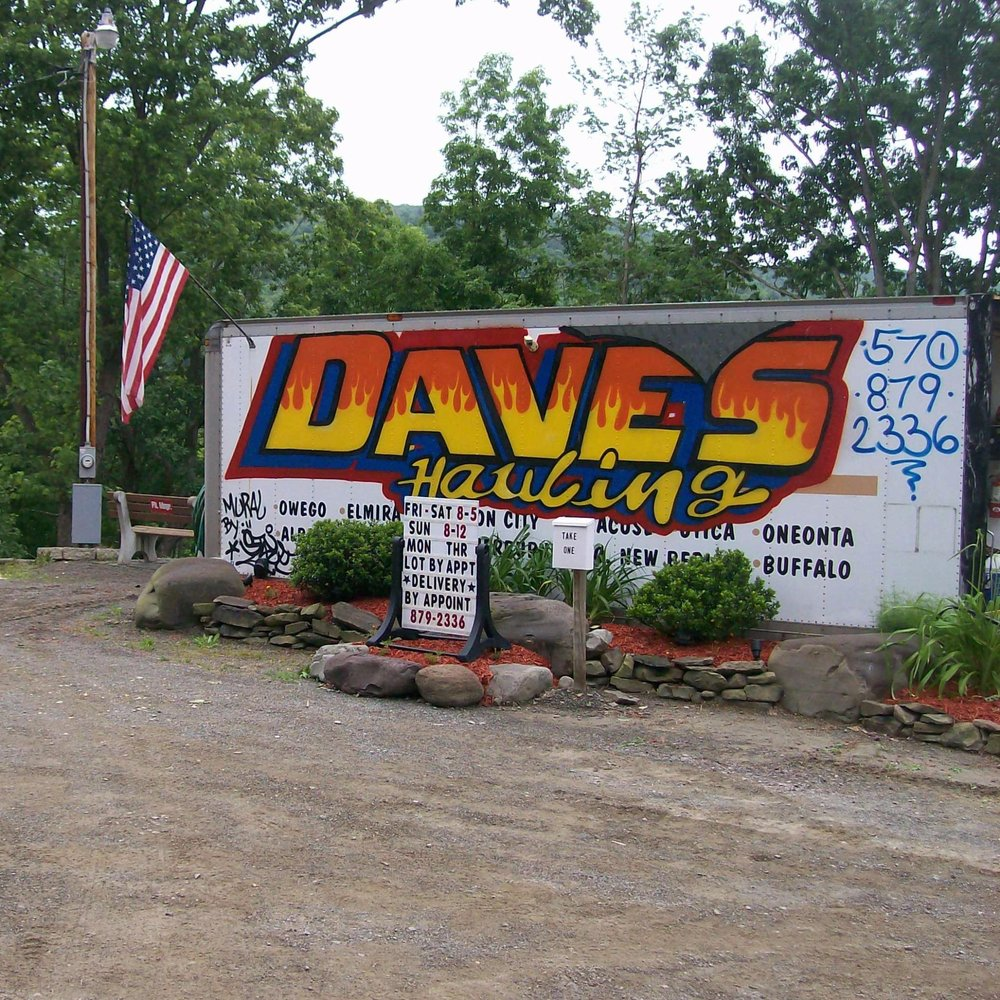 Dave's Hauling: 31070 State Rte 171, Susquehanna, PA