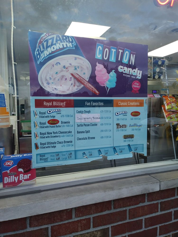 Dairy Queen: 10940 W Jefferson Ave, River Rouge, MI