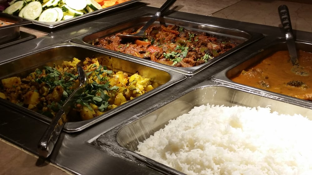 Priya Indian Restaurant Buffet