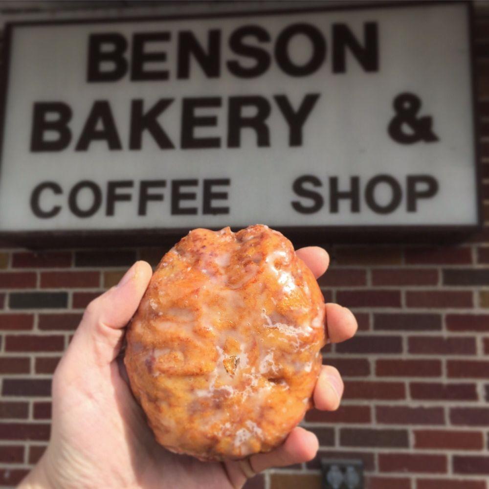 Benson Bakery & Coffee Shop: 1300-1398 Pacific Ave, Benson, MN