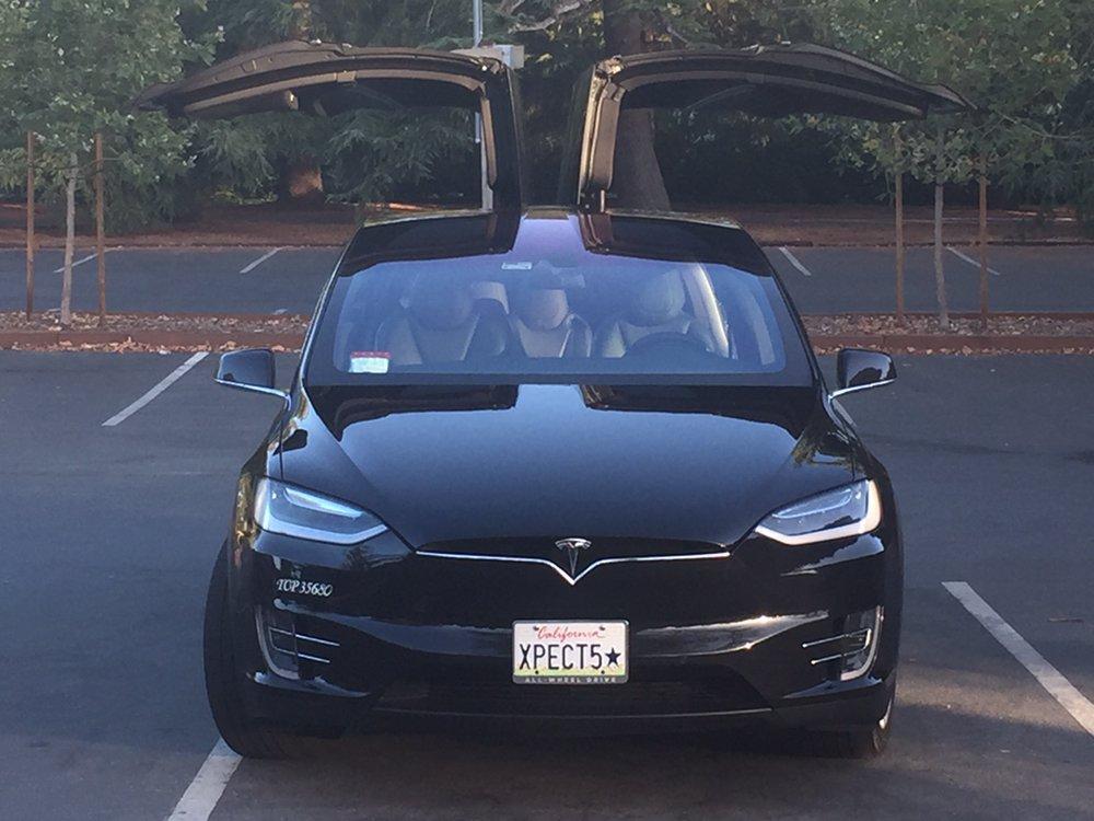 Tesla on Call: Atherton, CA
