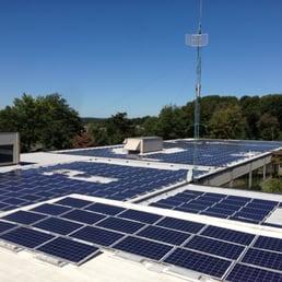 Power Factor Solar Installation 1 Mace Ave Baltimore