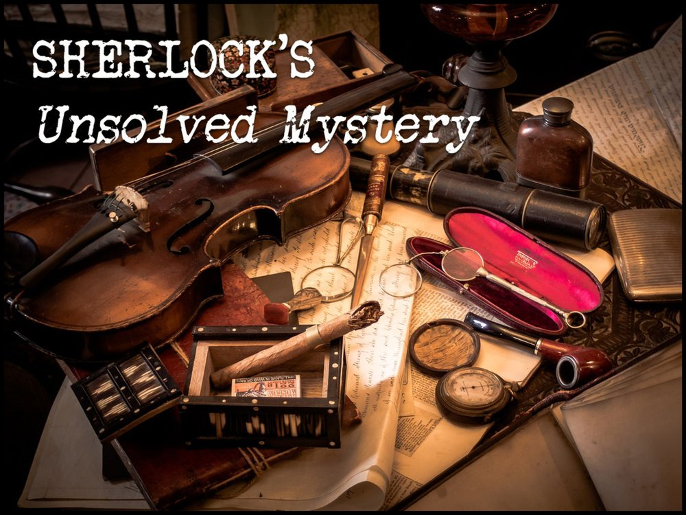 Social Spots from Sherlock's Escape Rooms