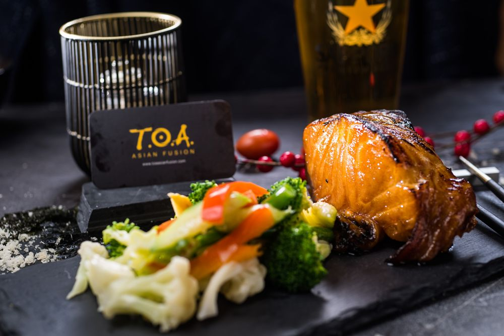 TOA Asian Fusion: 239 N Main St, Sayville, NY
