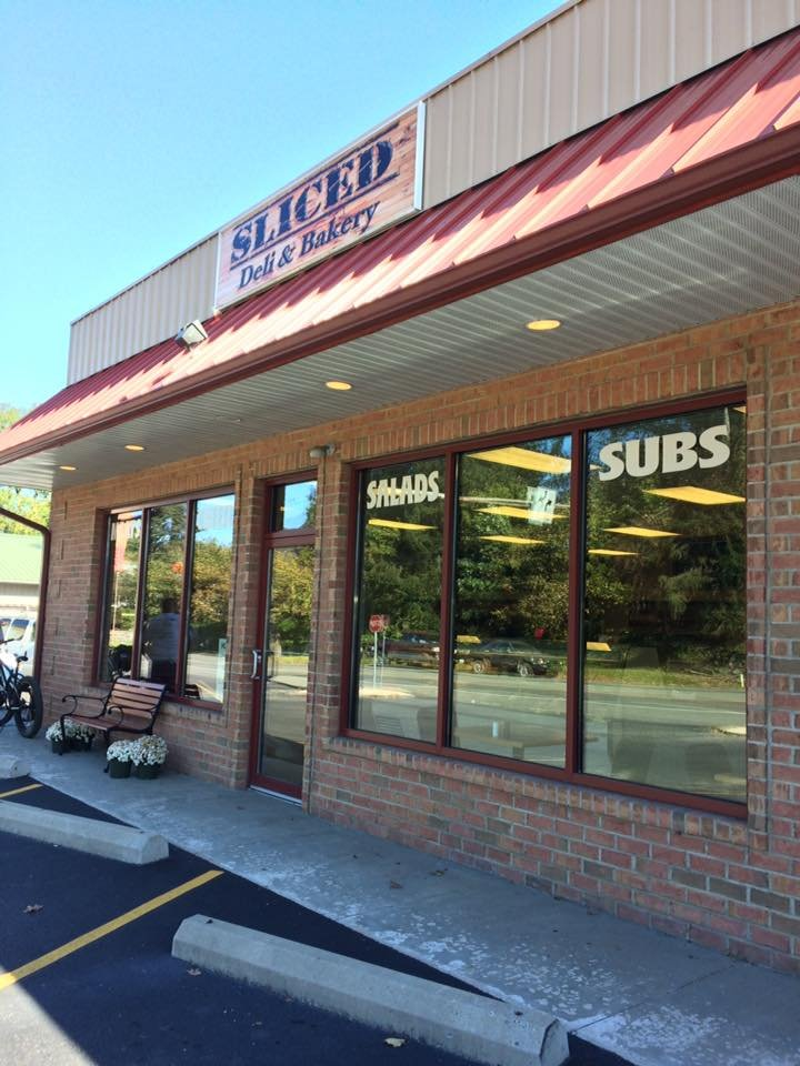 Sliced Deli and Bakery: 701 Electric Ave, Lewistown, PA