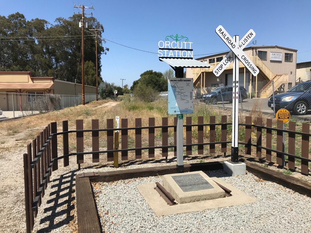 Orcutt Station: 204 W Clark Ave, Orcutt, CA