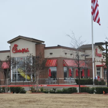 Photo Of Chick Fil A Allen Tx United States Chick