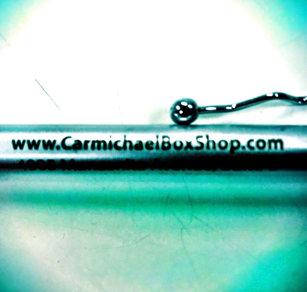 Carmichael Box Shop: 4005 Manzanita Ave, Carmichael, CA