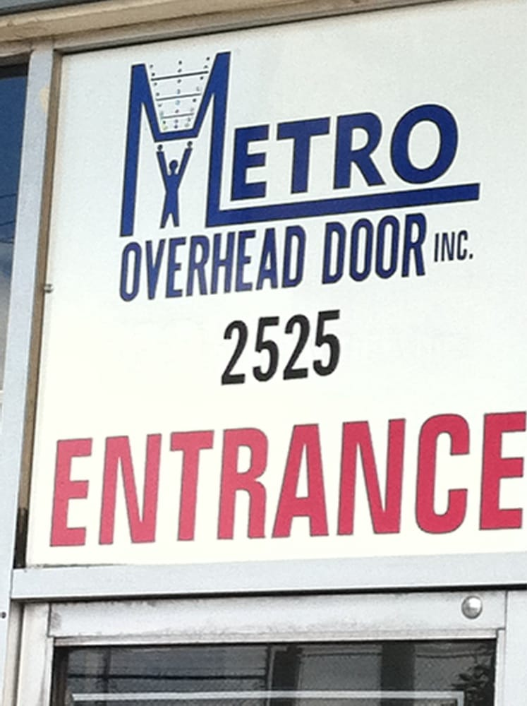 Genial Metro Overhead Door   27 Reviews   Garage Door Services   2525 NE Columbia  Blvd, Sunderland, Portland, OR   Phone Number   Yelp