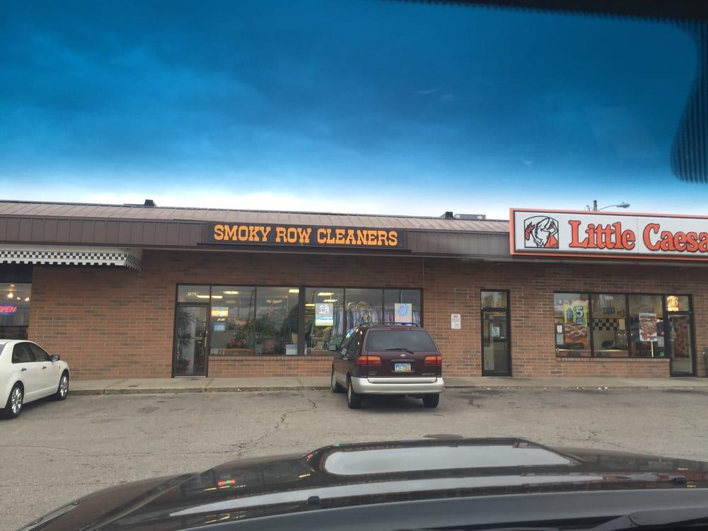 Smoky Row Cleaners