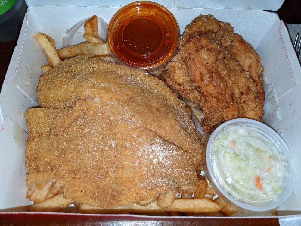 HipHop Fish & Chicken: 119 Beacon Rd, Middle River, MD