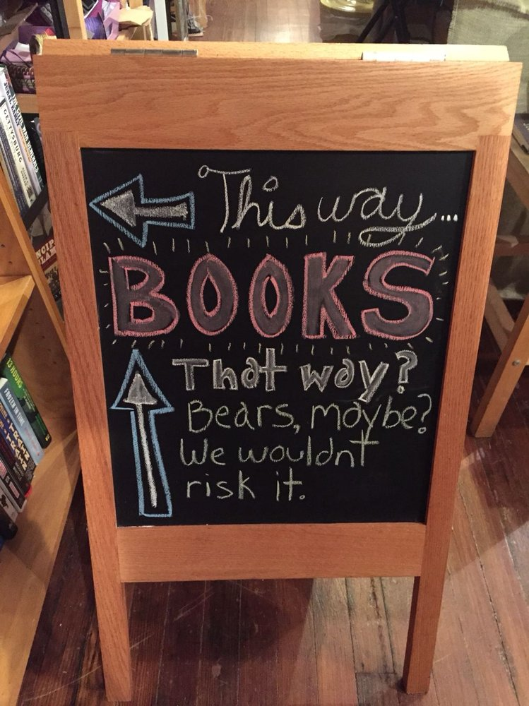 The Caffeinated Bookworm: 342 N Queen St, Lancaster, PA