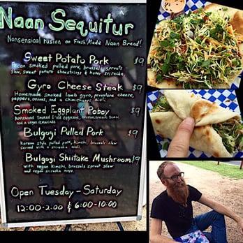 Naan Sequitur Closed 26 Photos 61 Reviews Food Trucks 601