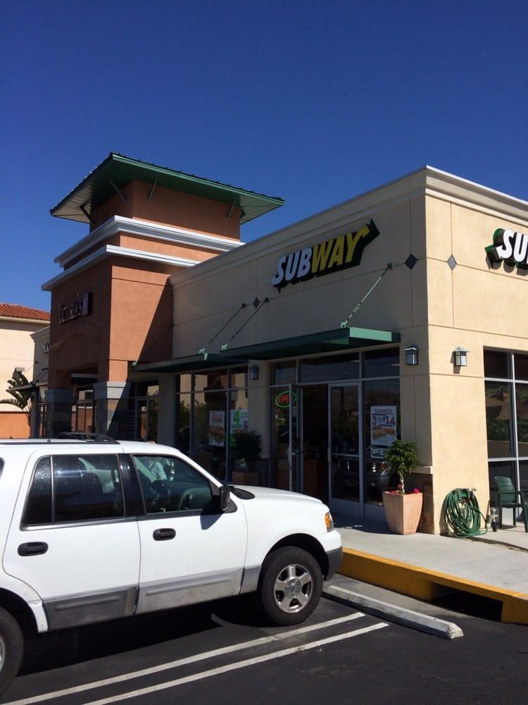 Subway Restaurants Lake Forest Ca