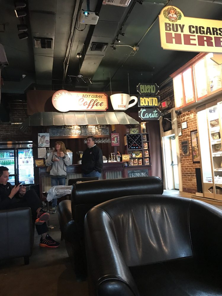 Taba Brew: 1601 E 7th Ave, Tampa, FL