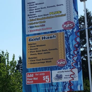 Brown Bear Car Wash Spokane Wa