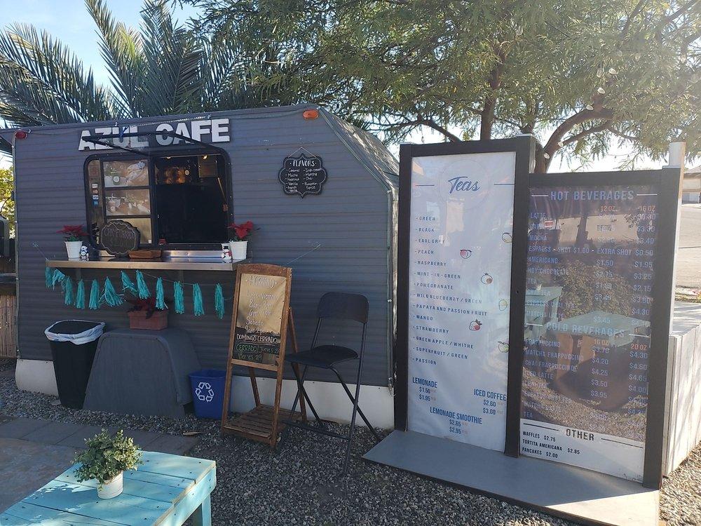 Azul Cafe: 840 D St, San Luis, AZ