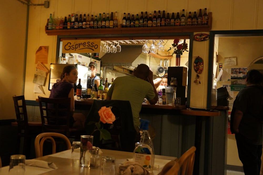 North Fork Cafe: 76365 Covelo Rd, Covelo, CA