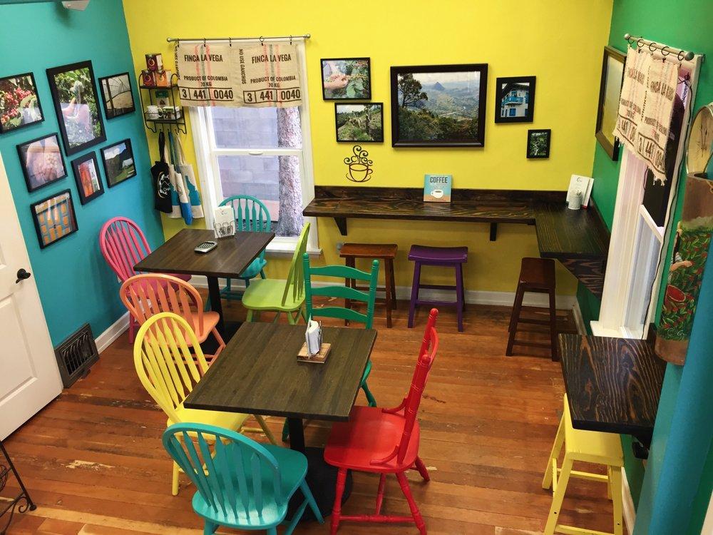 Chapolera Coffee: 335 E 1st St, Idaho Falls, ID