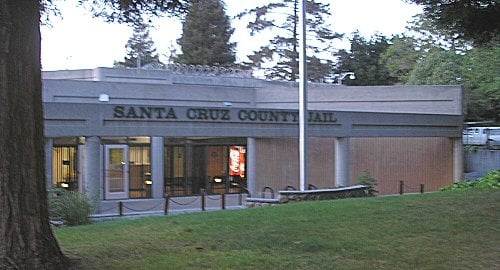 Santa Cruz County Jail
