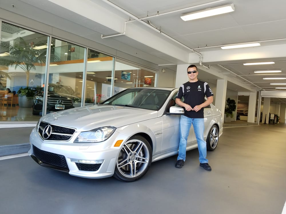 Best amg dealer yelp for Mercedes benz of encino