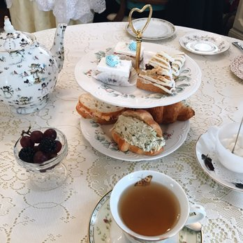 Tea Room Suffolk Va
